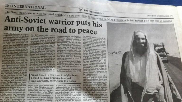 RT: Da li je Tramp odobrio sovjetsku intervenciju u Afganistanu ... ili odbacio američku podršku džihadistima?
