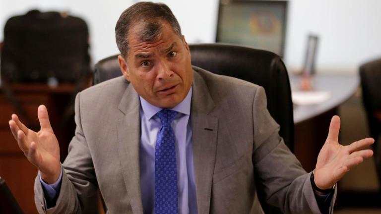 РТ: Не може се одбацити војна акција уз подршку САД у Венецуели - бишви председник Еквадора