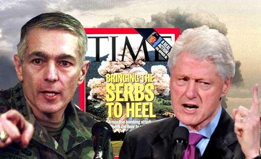Agresije na Republiku Srpsku i Jugoslaviju NATO pretvorile u teritorijalnog agresora