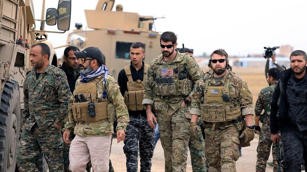 РТ: Пентагон се противи повлачењу из Сирије