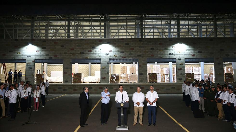 """РТ: Криза у Венезуели: Претње САД-а, напетост на граници и провокације са """"хуманитарном"""" помоћи"""