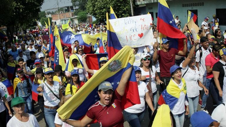 """РТ: Назад на почетак? Вашингтон саопштио да """"нема временског оквира"""" за промену режима у Венецуели"""