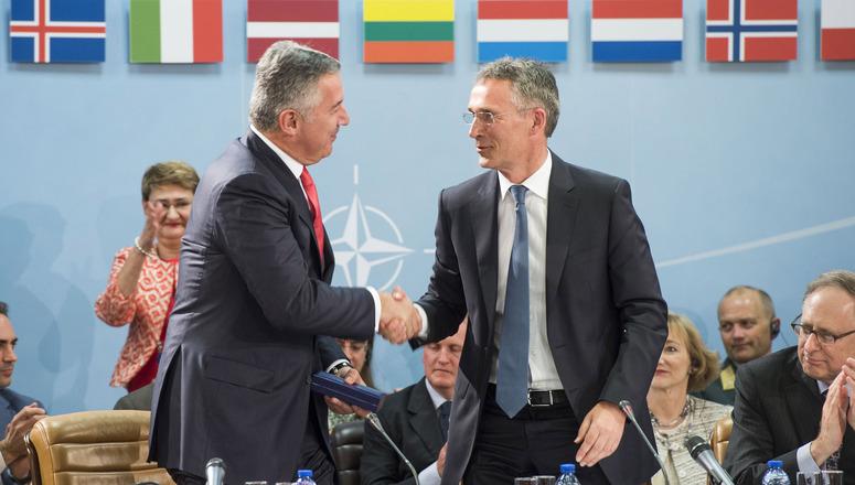 """""""Опасност од војне претње Црној Гори значајно смањена"""""""