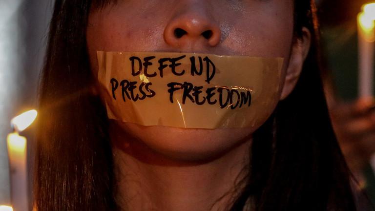 """РТ: Помпео оптужио РТ за """"дезинформације"""" иако су званичници САД више пута ухваћени у лажи о ситуацији Венецуели"""