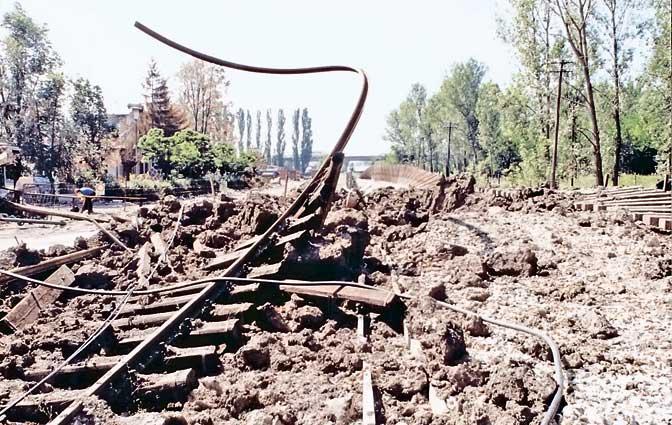 Већ у првим данима агресије постало јасно да НАТО намерава да уништи Југославију