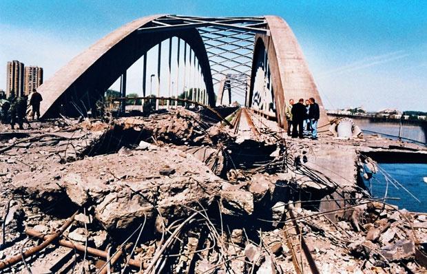 Srbija prva žrtva plana SAD i NATO da pokore svet