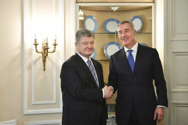 Украјинизација Црне Горе и монтенегризација Украјине