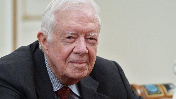Картер: САД најмилитантнија земља на свету