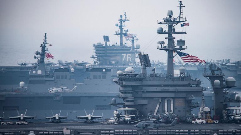 """РТ: """"Превише новца уложено у рат"""": Америчка војна индустрија покреће глобалну војну потрошњу"""