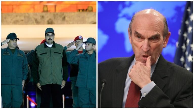 """РТ: """"Не веруј никоме, ни Кубанцима ни Русима"""", каже Мадуру доказани лажов Абрамс"""