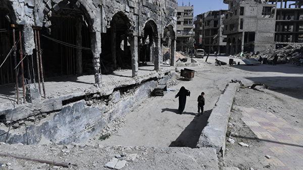 Извештај ОЗХО-а о хемијском нападу у сиријској Думи не одговара стварности