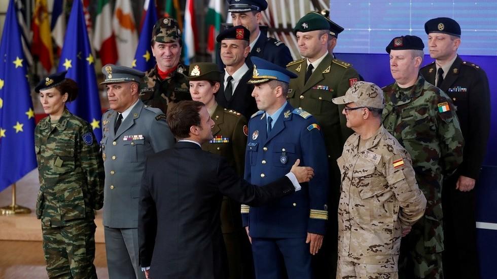 RT: Plan odbrane EU imaju SAD u njihovom oružju