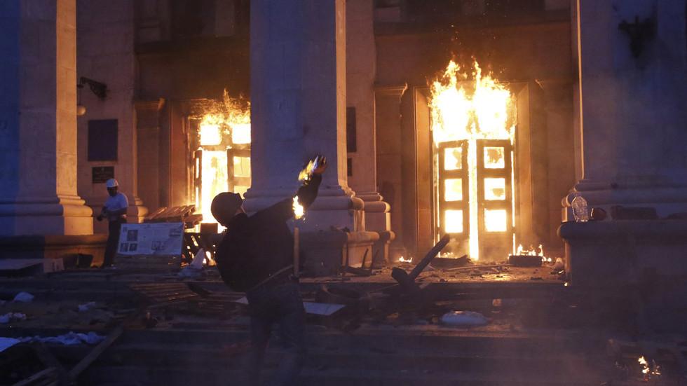 """RT: Aktivistkinja """"Evromajdana"""" koja se radovala masakru u Odesi postala  menadžer Fejsbuka za javnu politiku"""