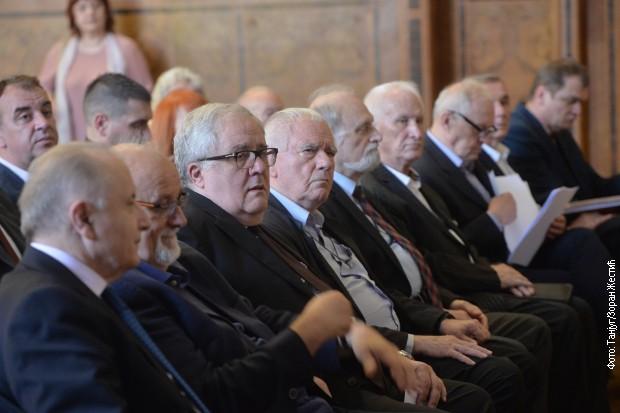 Сећања србских академика на НАТО агресију