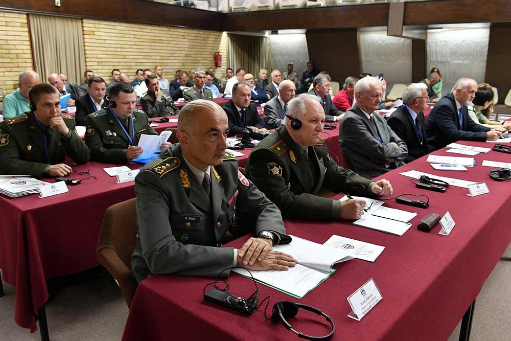 Конференција о последицама НАТО агресије у организацији Универзитета одбране Министарства одбране Републике Србије