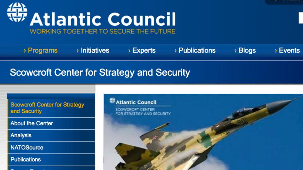РТ: Русија прогласила Атлантски савет непожељном организацијом и забранила његово деловање
