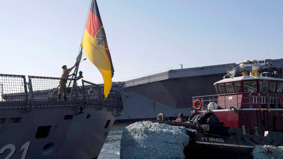 """РТ: САД желе Немачку у мисији у Персијском заливу, али то је избор између """"ратне собе"""" и """"преговарачког стола"""""""
