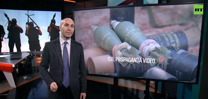 """""""Нису Срби ти који су одговорни за гранате које су се изненада појавиле у рукама терориста"""