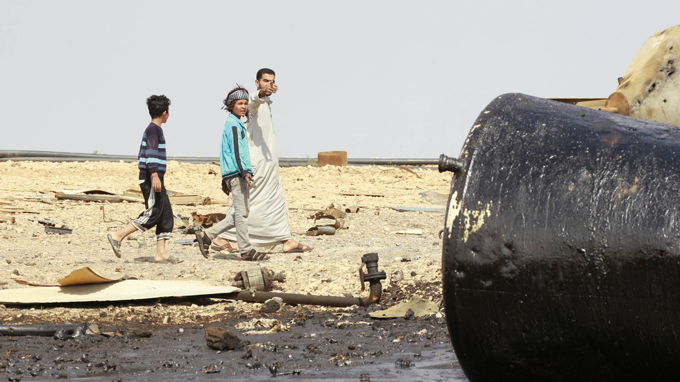 РТ: Чије је то нафта? Време је да Трамп остави сиријску нафту Сиријцима