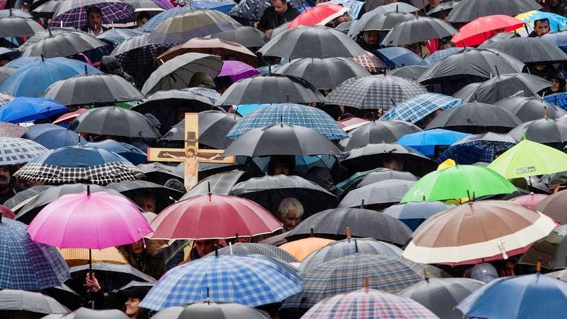 """РТ: """"Докрајчивање остатака јединства јужних Словена"""": како се у Црној Гори интензивира црквени раскол"""