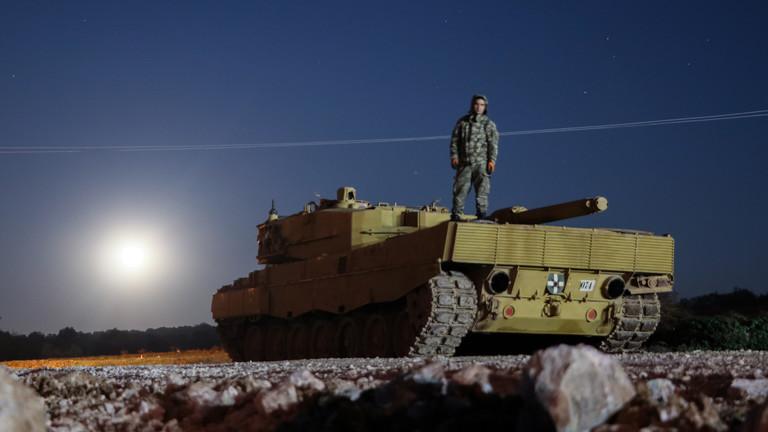 РТ: Претња од врућег рата између Русије и Турске и НАТО-а због Идлиба представља божји дар за спољну политику САД-а - анализа