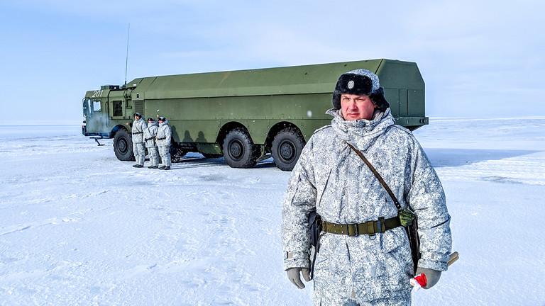 РТ: Русија ојачава војне снаге распоређене на Арктику