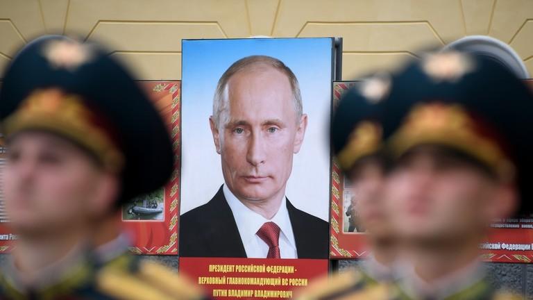 """РТ: """"Западни идеолози ће полудети"""": Путин оставља отворена врата да се поново кандидује за председника"""