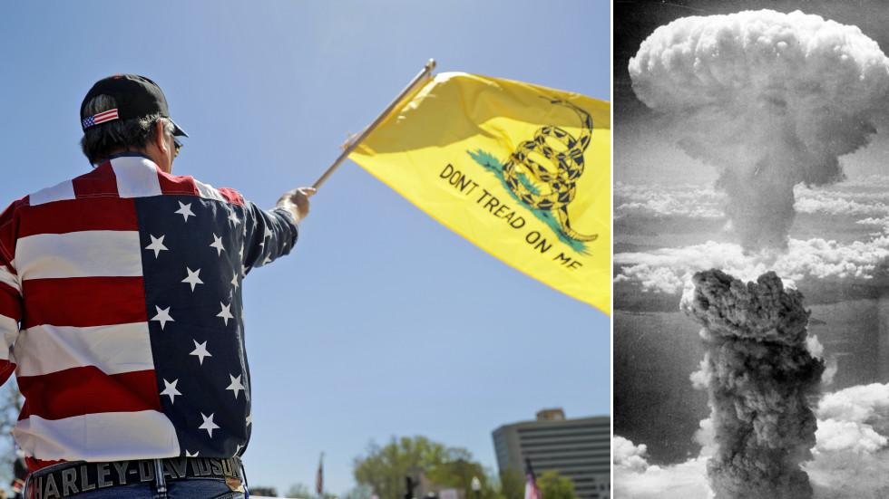 """РТ: """"Може ли Јапан тужити САД за бацање нуклеарних бомби"""": Одлука Мисурија да тужи Кину због пандемије ослобађа поплаву непријатних питања"""