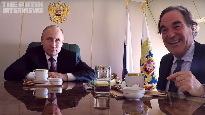 Oliver Stoun: Isuse, zar mislite da svi u ovoj zemlji moraju da veruju u to rusko mešanje u izbore?