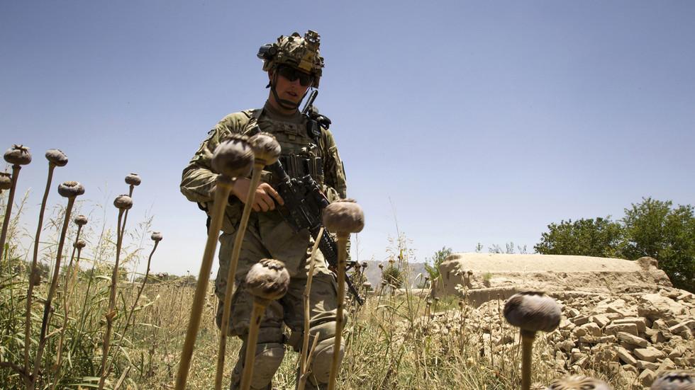 РТ: Америчка војска саопштила да не може потврдити причу о наводном плаћању Русије талибанима, месецима након што је обећала да ће то постићи