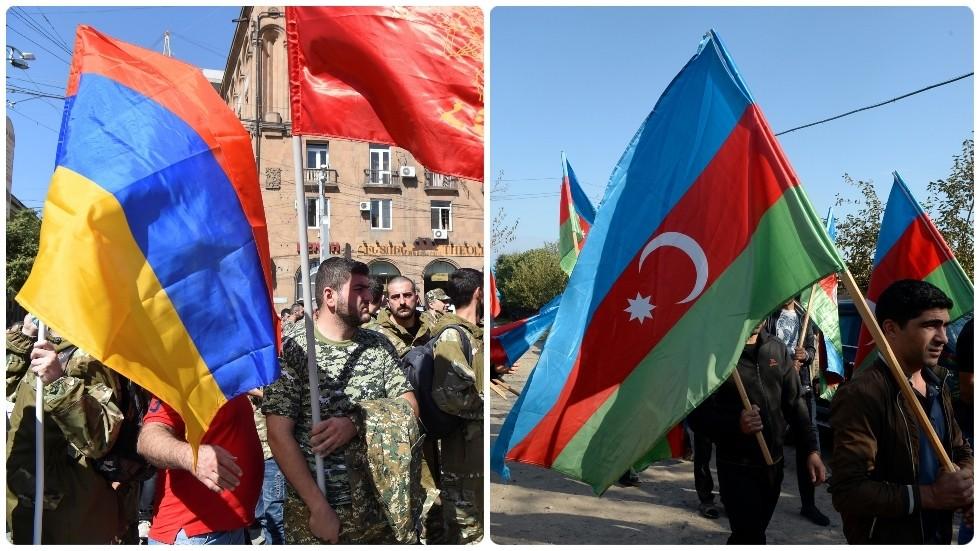 РТ: Азербејџан и Јерменија у рату: Шта треба да знате о крвавом сукобу око дуго оспораваног региона Нагорно-Карабаха