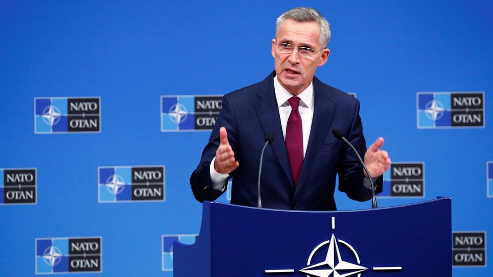 """РТ: НАТО саопштио да је Русија """"застрашујуће"""" највећа претња алијанси до најмање 2030. године, те да планира да пошаље ратне бродове у Црно море"""