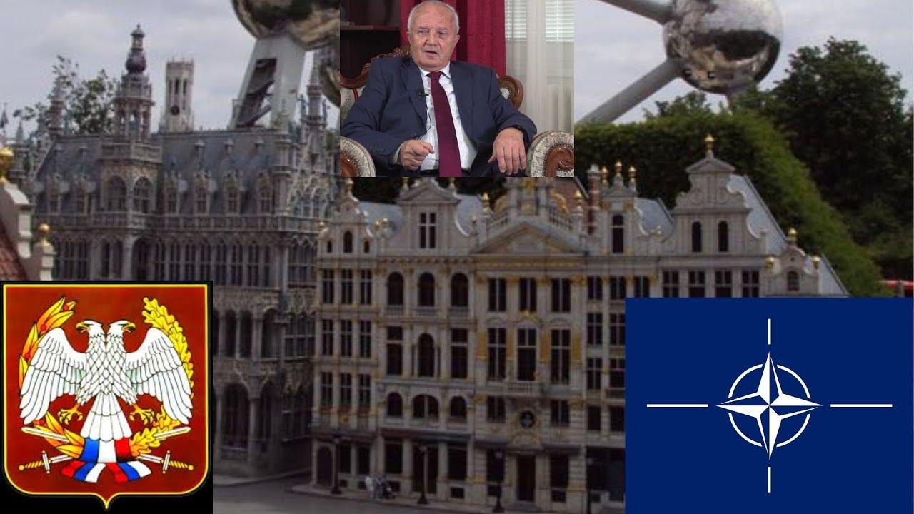 Тајна обавештајна операција Војске Југославије у Бриселу од 1995. до 1998.