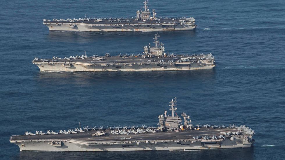 """RT: Kina i Rusija navedene kao glavni rivali u novoj američkoj pomorskoj strategiji čiji je cilj """"osiguranje dugoročne strateške prednosti nad oba rivala"""""""