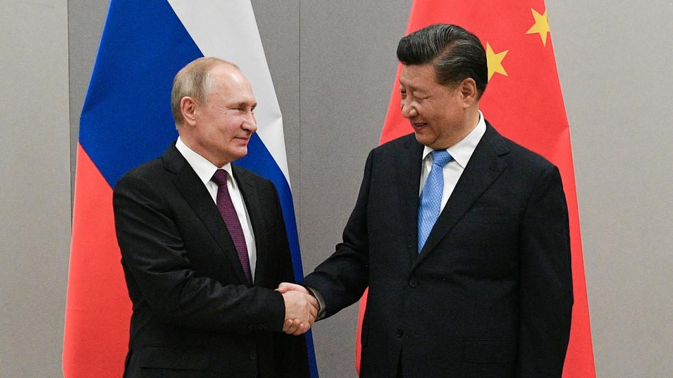 РТ: Русија је наш најважнији савезник, каже преко 50% Кинеза, док Ђинпинг и Путин говоре о све ближим везама између земаља