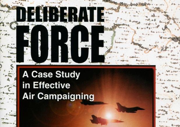 """""""Студија ефективне ваздушне кампање"""": НАТО студија агресије на Републику Српску"""