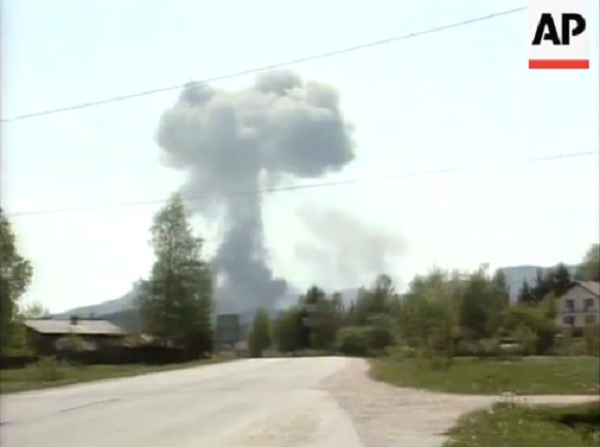Здравље земљишта и становништва угрожено због НАТО бомбардовања