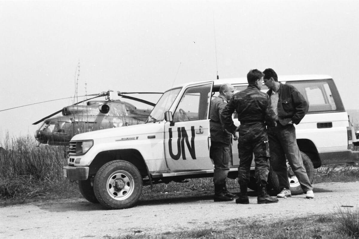 Небеска Србска: На Илиндан 1993. оборен хеликоптер са ознаком Црвеног крста