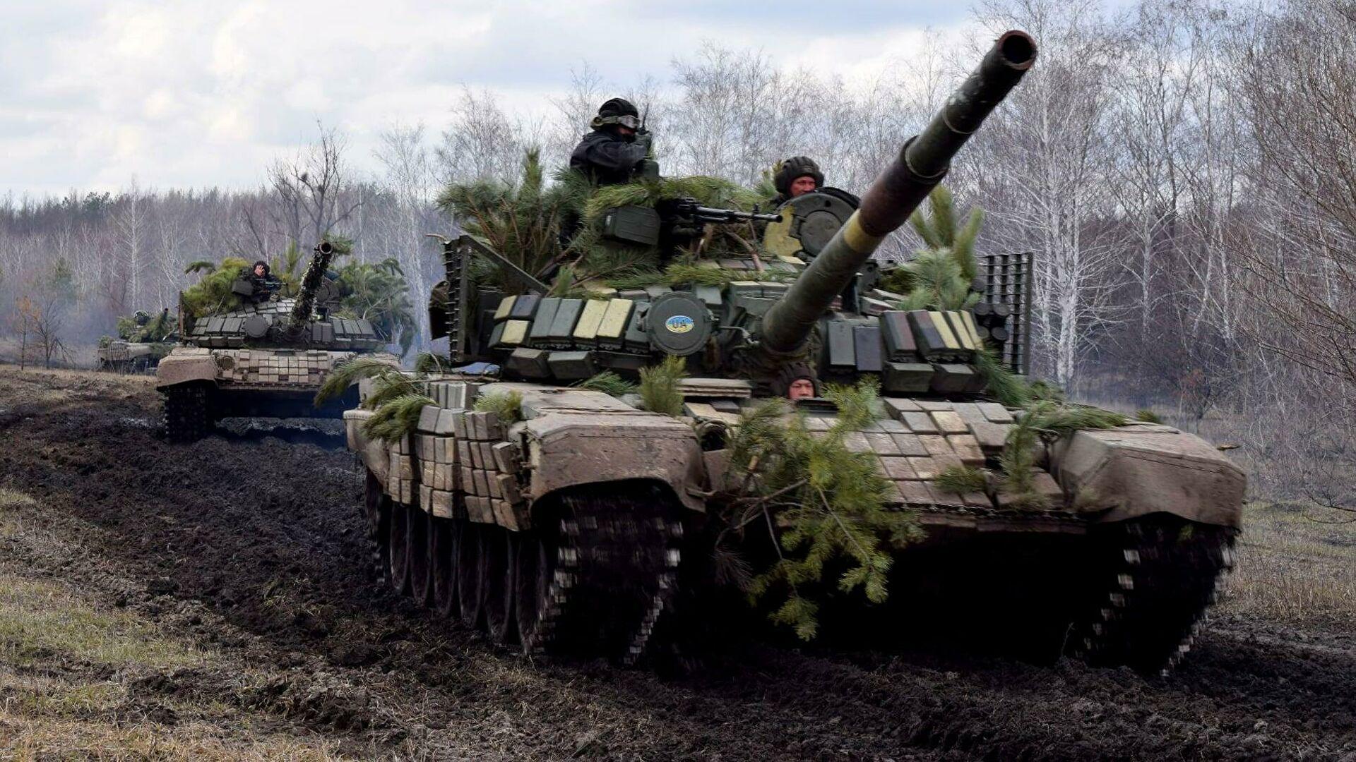 """""""Тенкови више нису потребни"""": Кијев смислио начин како да освоји Донбас"""