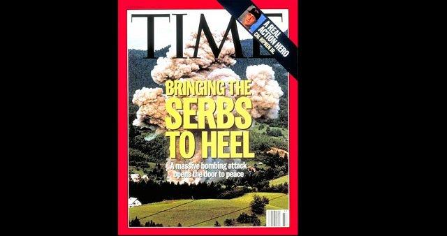 """Прва НАТО агресија била је на Републику Српску под називом """"Намерна сила"""""""