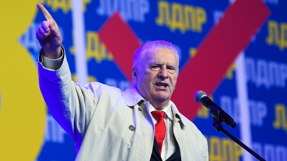 РТ: Водич кроз руске политичке партије уочи парламентарних избора: Либерално демократска партија