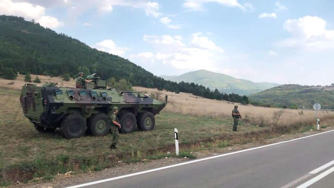 """""""Могућност војног сценарија није искључена, јер видимо непрестане нападе на србско становништво"""""""