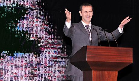 Башар Асад предложио свој план изласка из кризе