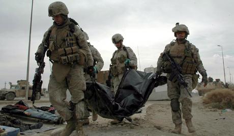Ирак - узалудни рат