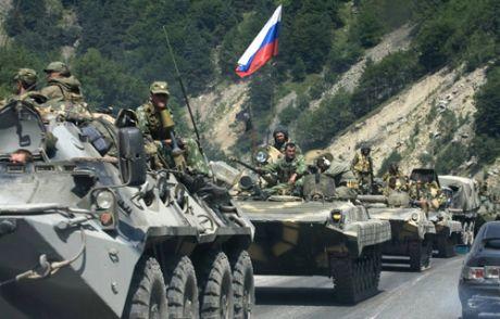 Руску војску на Косово