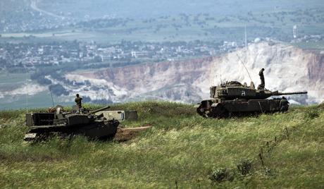 Сирија - Израел: на прагу рата?