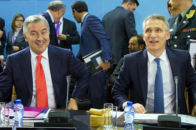 Ђукановић је потребан НАТО-у једино у улози непријатеља Русије