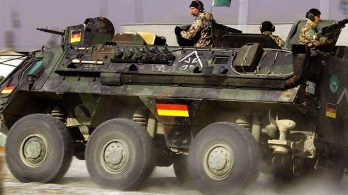 Nemačka nastavlja sa isporukama oružja Turskoj