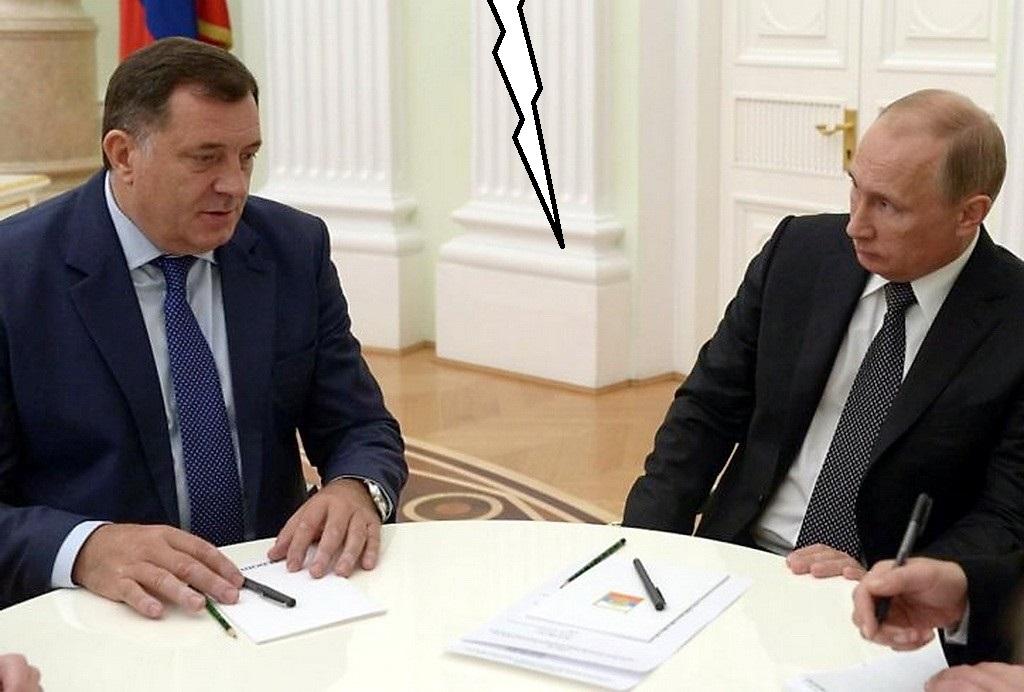 Притисак на руске медије у Републици Србској