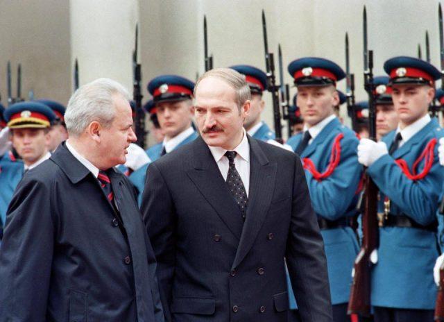 Dan kad nas je pod NATO bombama posjetio Lukašenko